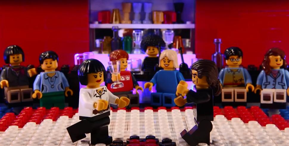 LEGOブロックでのパルプフィクション
