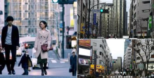 娼年のロケ地(聖地):渋谷の道玄坂上
