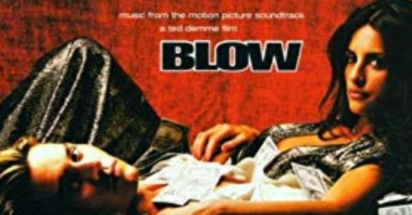 ジョニー・デップ主演映画「ブロウ」が見放題の動画配信サービスとキャストやあらすじと感想