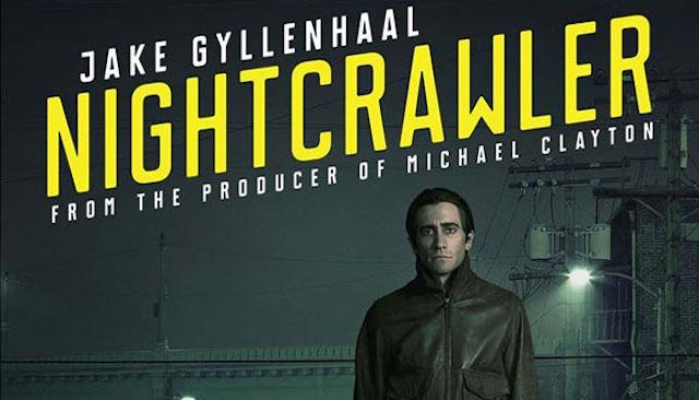ジェイク・ギレンホール主演映画「ナイトクローラー」がフルで無料視聴できる動画配信サービス。HuluやNetflixで観れる?