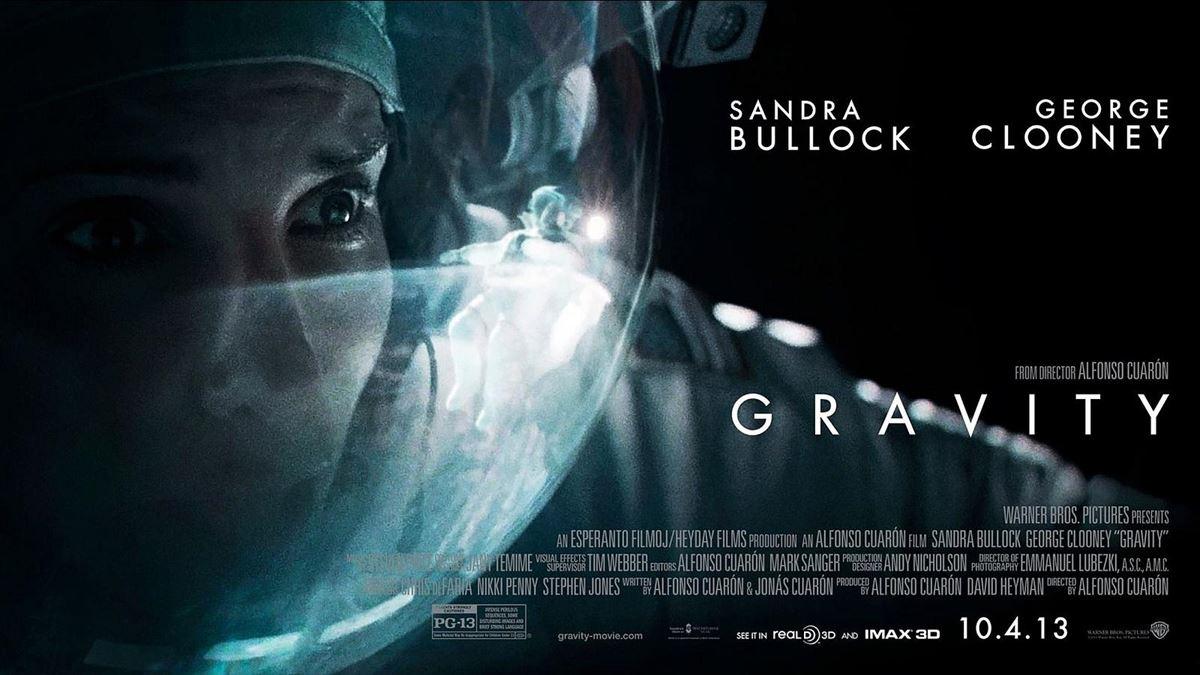 映画「ゼロ・グラビティ」がフルで無料視聴できる動画配信サービス。HuluやNetflixで観れる?