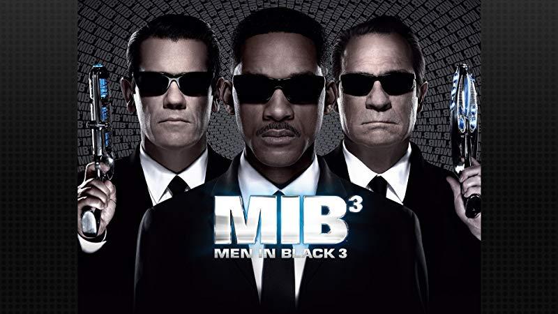 映画「メン・イン・ブラック3」が無料視聴できる動画配信サービスとキャストやあらすじと感想