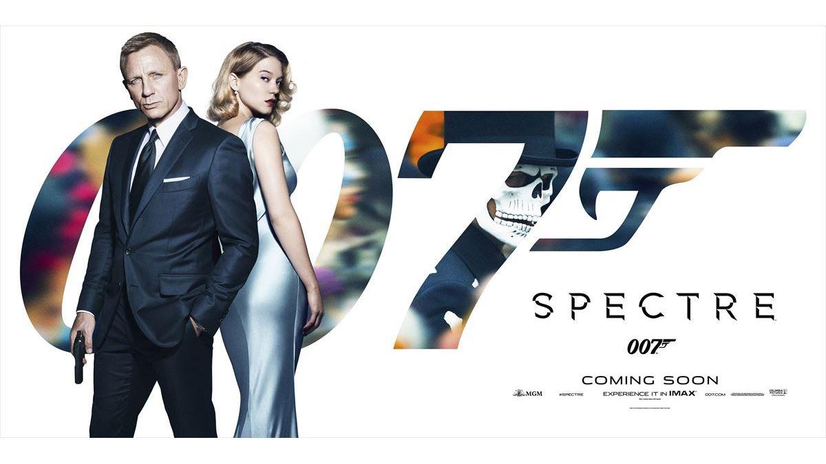 映画「007 スペクター」が無料視聴できる動画配信サービスとキャストやあらすじと感想
