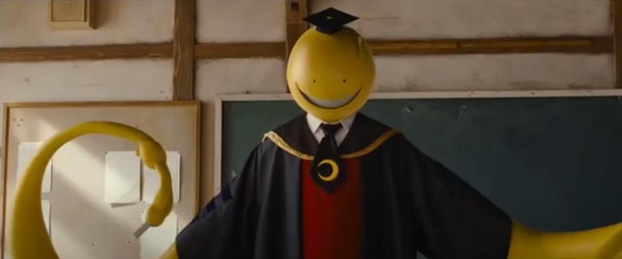 映画「暗殺教室~卒業編~」が動画フルが無料で見れる配信サイトは?pandoraやdailymotinで視聴できる?