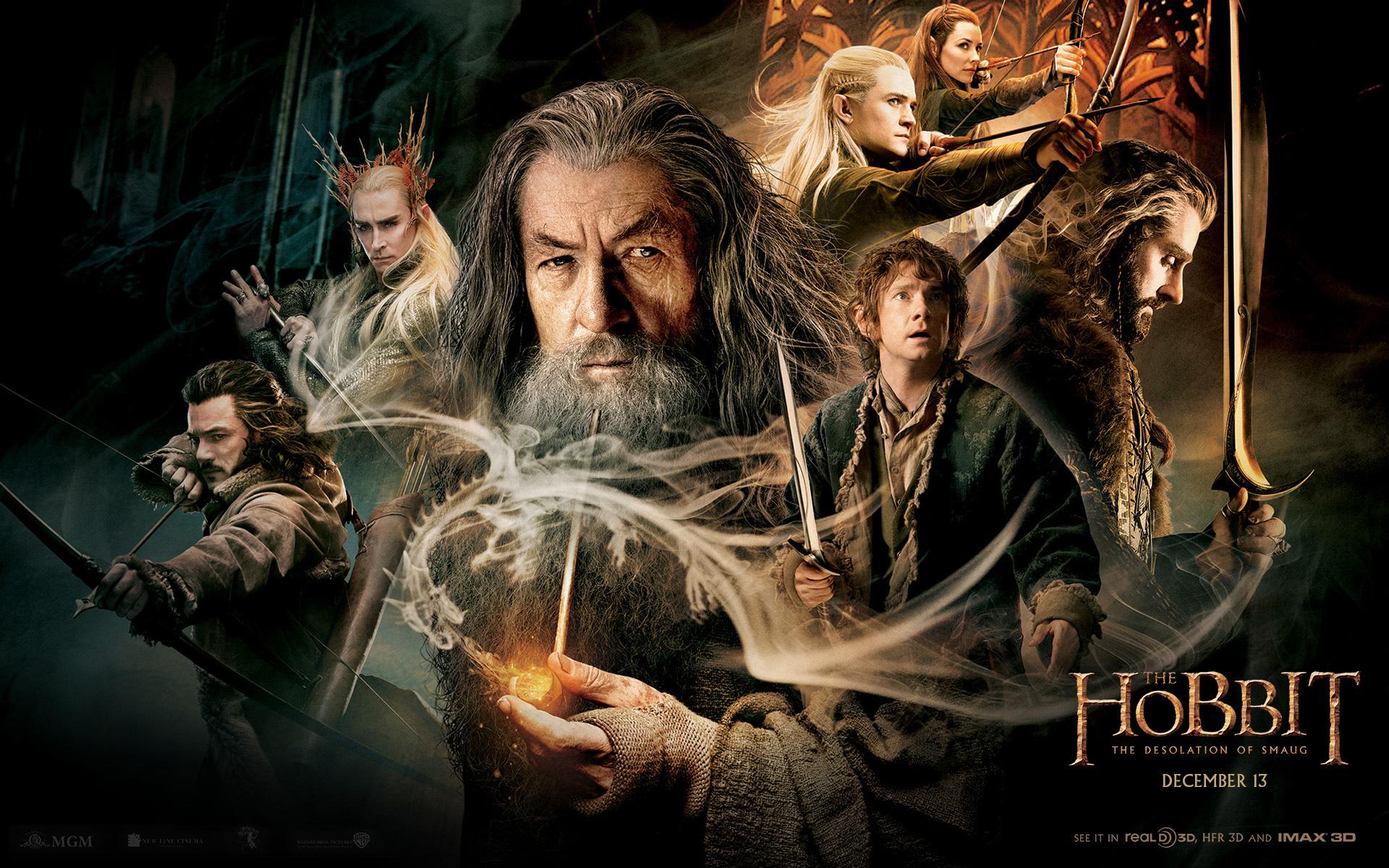 映画「ホビット 竜に奪われた王国」がフルで無料視聴できる動画配信サービス。HuluやNetflixで観れる?