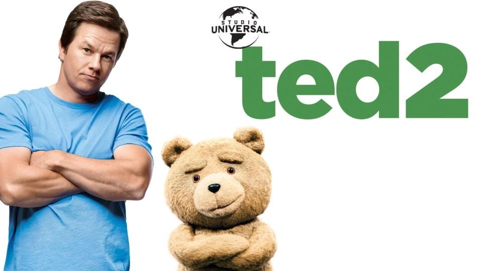 映画「テッド2」がフルで無料視聴できる動画配信サービス。HuluやNetflixで観れる?
