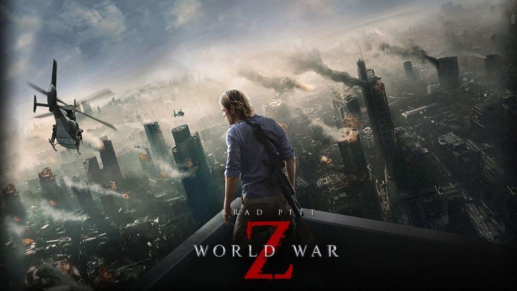 映画「ワールド・ウォー Z」がフルで無料視聴できる動画配信サービス。HuluやNetflixで観れる?