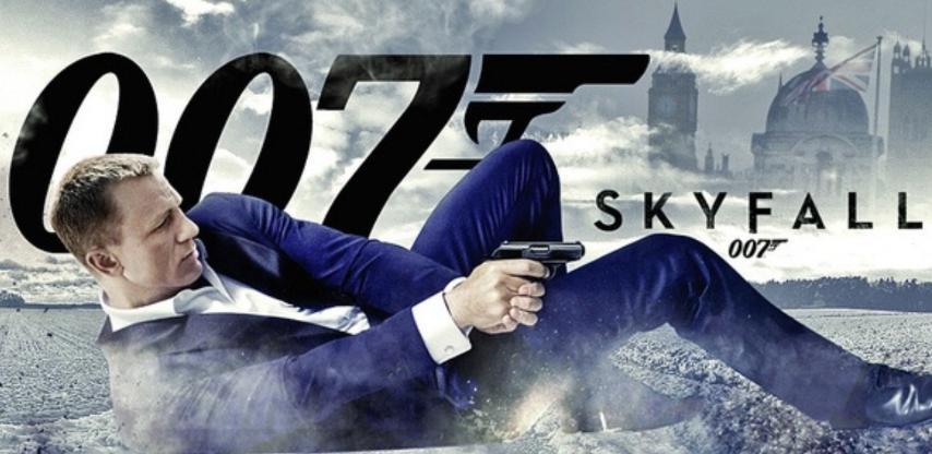 映画「007 スカイフォール」が無料視聴できる動画配信サービスとキャストやあらすじと感想