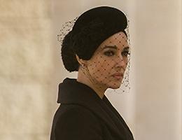 007 スペクターの登場人物:ルチア・スキアラ(演:モニカ・ベルッチ)