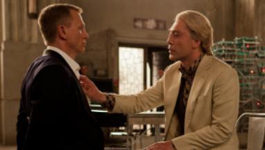 007 スカイフォールの登場人物(キャスト):ラウル・シルヴァ/ 本名:ティアゴ・ロドリゲス(演:ハビエル・バルデム)