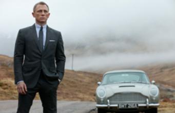 007 スカイフォールの登場人物(キャスト):ジェームズ・ボンド(演:ダニエル・クレイグ)