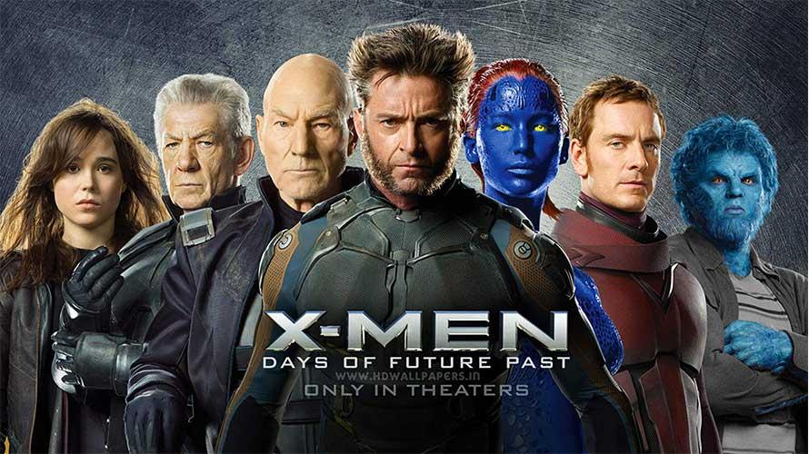 映画「X-MEN:フューチャー&パスト」がフルで無料視聴できる動画配信サービス。HuluやNetflixで観れる?吹き替えはある?