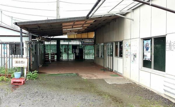 アウトレイジ ビヨンドのロケ地(聖地):妻木バッティングセンター