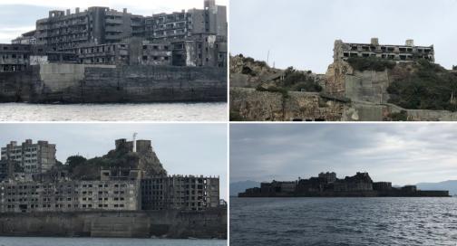 007 スカイフォールロケ地:軍艦島
