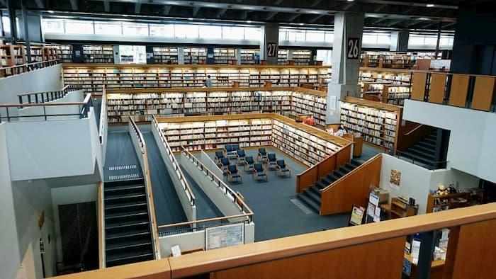 図書館戦争のロケ地(聖地):十日町情報館(新潟県)