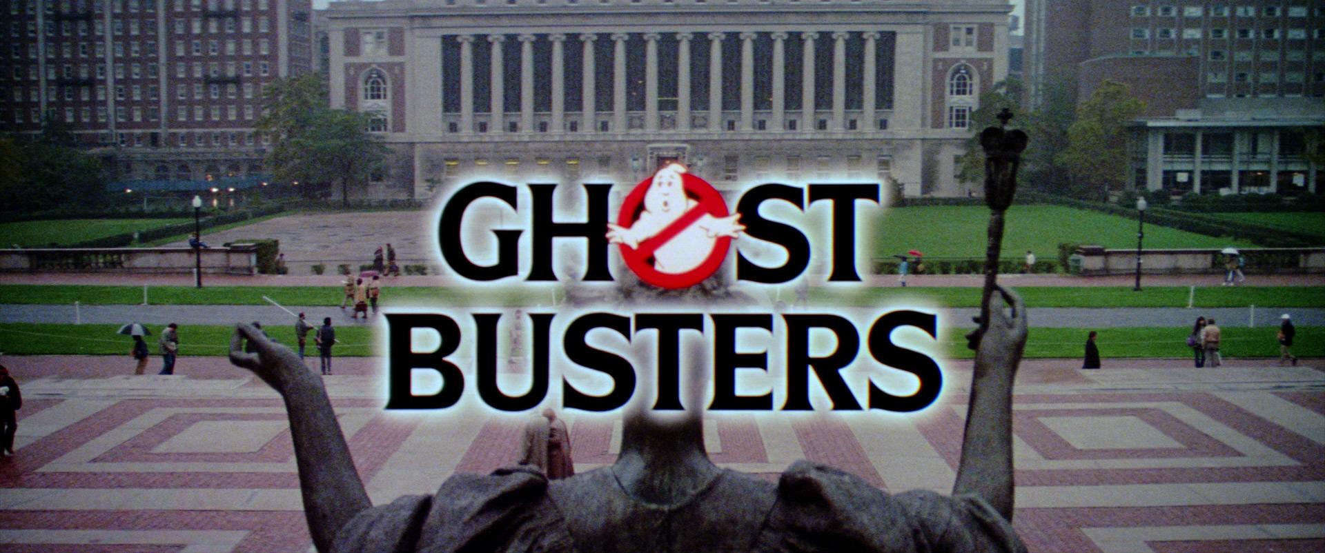 映画「ゴーストバスターズ」がフルで無料視聴できる動画配信サービス。HuluやNetflixで観れる?