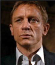 007 慰めの報酬の登場人物(キャスト):ジェームズ・ボンド(演:ダニエル・クレイグ 日本語吹き替え:藤真秀)