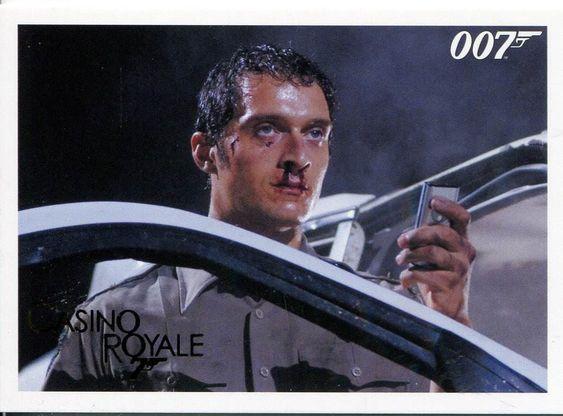 007 カジノ・ロワイヤルの登場人物(キャスト):カルロス(演:クラウディオ・サンタマリア 日本語吹き替え:吹替なし