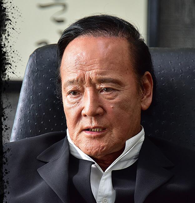 アウトレイジ 最終章の登場人物(キャスト):張大成(演:金田時男)