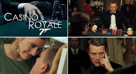 007 カジノ・ロワイヤルのあらすじ・口コミ・感想・評価