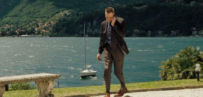 007 カジノ・ロワイヤルのロケ地:コモ湖