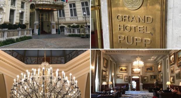 007 カジノ・ロワイヤルのロケ地:グランドホテル・パップ