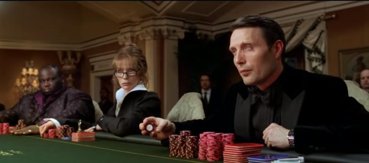 007 カジノ・ロワイヤルの監督・キャスト・主題歌・予告編動画
