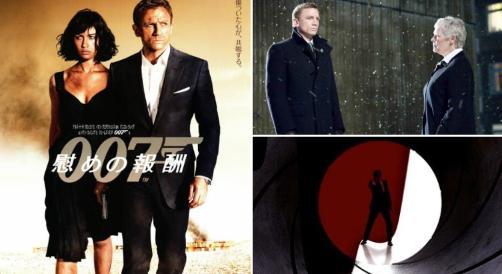 007 慰めの報酬のあらすじ・口コミ・感想・評価