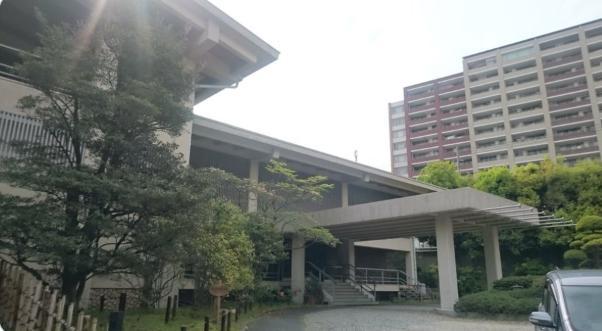 アウトレイジ1のロケ地(聖地):相楽園会館(神戸)