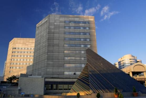 アウトレイジ1のロケ地(聖地):国際交流会館(神戸市)