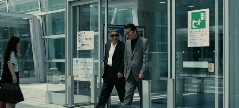 アウトレイジ 最終章のロケ地(聖地):中部国際空港セントレア(愛知)