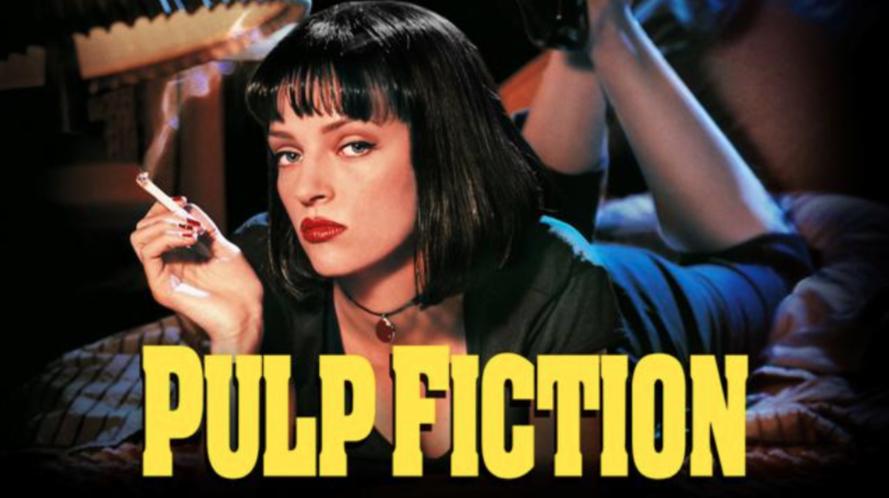 映画「パルプ・フィクション」がフルで無料視聴できる動画配信サービス。HuluやNetflixで観れる?吹き替えはある?
