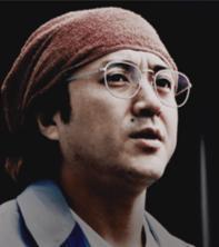 映画「ヒメアノ~ル」の登場人物:安藤勇次(演:ムロツヨシ