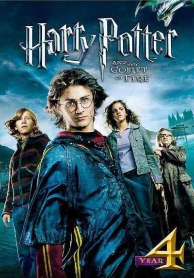 映画「ハリーポッターシリーズ」の順番まとめ:ハリー・ポッターと炎のゴブレット
