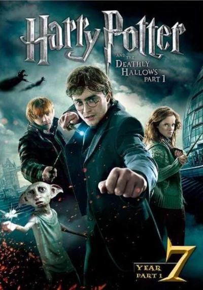 映画「ハリーポッターシリーズ」の順番まとめ:ハリー・ポッターと死の秘宝 PART1
