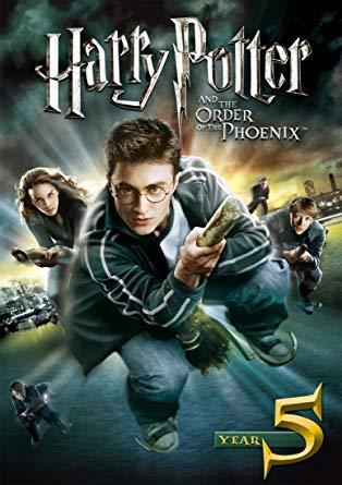 映画「ハリーポッターシリーズ」の順番まとめ:ハリー・ポッターと不死鳥の騎士団<