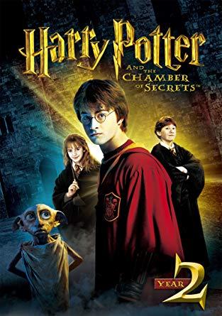 映画「ハリーポッターシリーズ」の順番まとめ:ハリー・ポッターと秘密の部屋