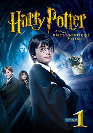 映画「ハリーポッターシリーズ」の順番まとめ:ハリー・ポッターと賢者の石