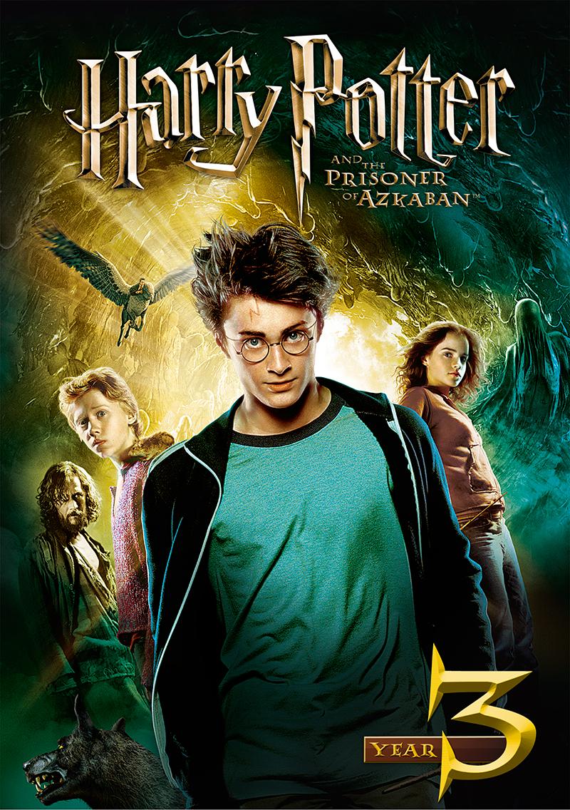 映画「ハリーポッターシリーズ」の順番まとめ:ハリー・ポッターとアズカバンの囚人
