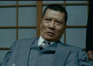 映画「アウトレイジ ビヨンド」のキャスト・登場人物:中田 勝久(演:塩見三省)
