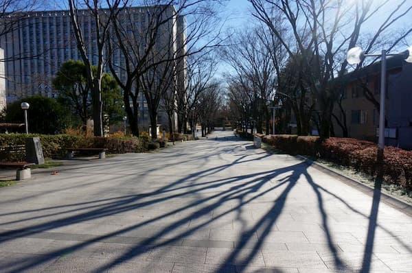 黒崎くんの言いなりになんてならないのロケ地:創価大学