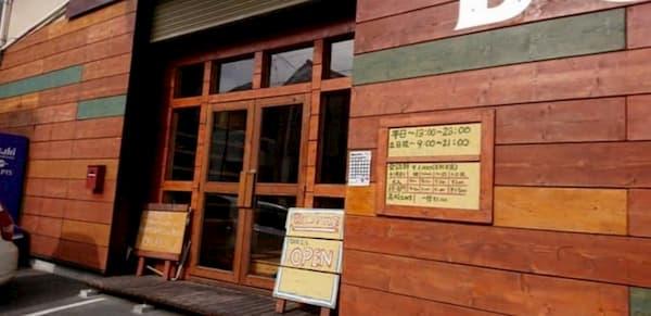 ラスト・ホールド!のロケ地(聖地):ボルダーズ東京