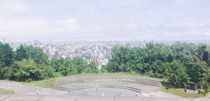 「プリンシパル〜恋する私はヒロインですか?」〜のロケ地(聖地):旭山記念公園
