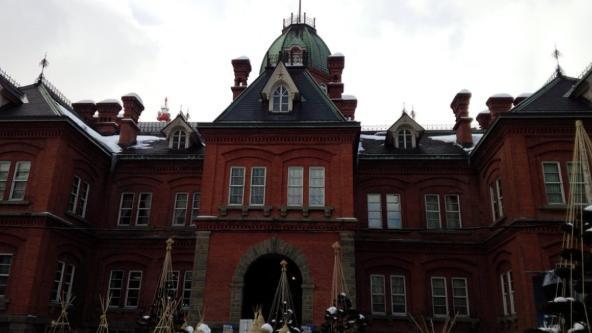 「プリンシパル〜恋する私はヒロインですか?」〜のロケ地(聖地):北海道庁旧本庁舎