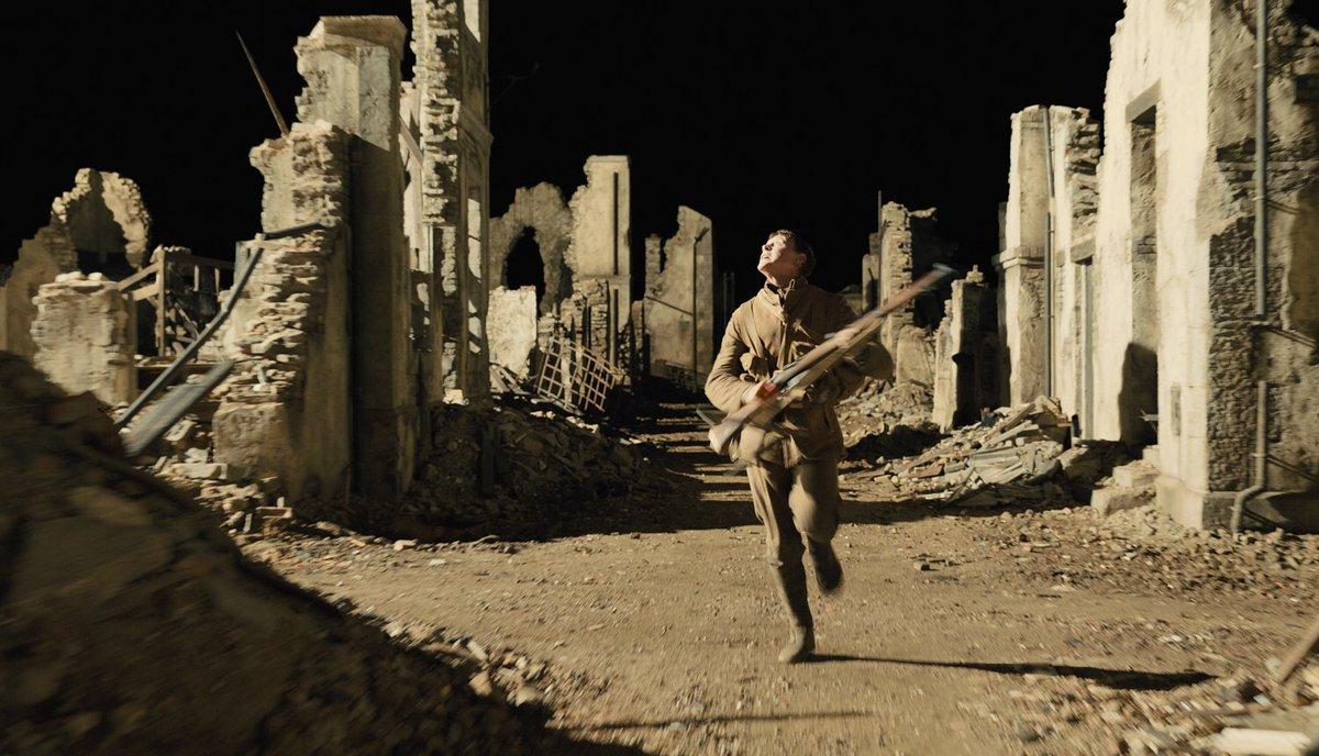 映画「1917 命をかけた伝令」の感想・評判