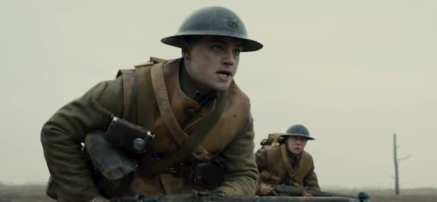 映画「1917 命をかけた伝令」のキャスト・登場人物