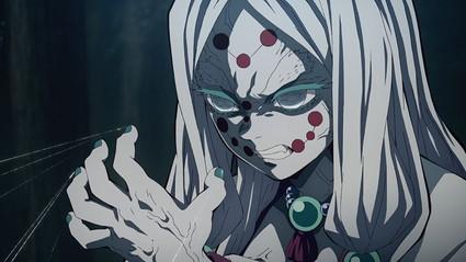鬼滅の刃のキャラクター(登場人物)まとめ:蜘蛛の鬼(母)