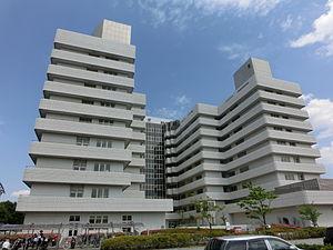 ふぞろいの林檎たちのロケ地:国立病院機構 東京医療センター