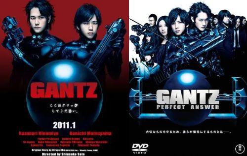 「GANTZ」シリーズのフル動画の無料視聴可能!!