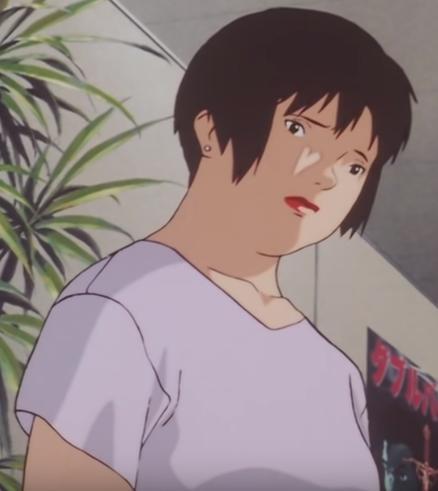 映画「パーフェクトブルー」のキャスト・登場人物:ルミ